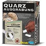 4M 663264 Quarz - Juego de experimentación con piedras de cuarzo (el contenido puede no estar en español)