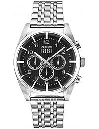 Cerruti 1881 CRA109SN02MS_wt Reloj de pulsera para hombre