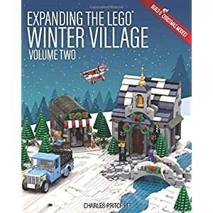 Expanding the Lego Winter Village: Volume Two 9781070422121 LEGO