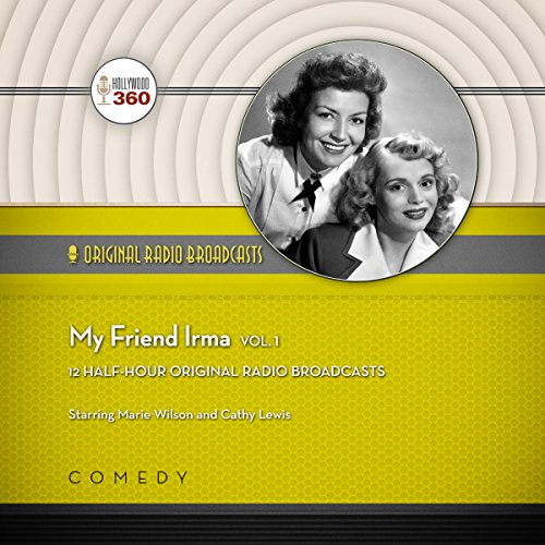 My Friend Irma, Vol. 1  Audiolibri