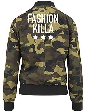 Fashion Killa Bomber Giacca Gi