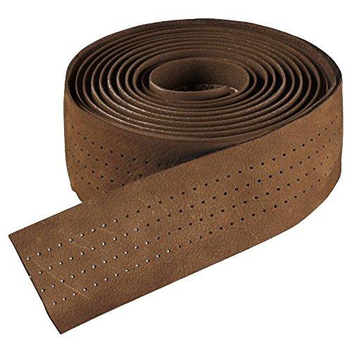 Selle Italia Unisex- Erwachsene Lenkerband Smootape Classica Leder Gel 2.5 mm Accessoires, brown leather, unisize