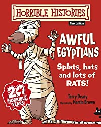 Awful Egyptians (Horrible Histories) by Terry Deary (2013-02-04)