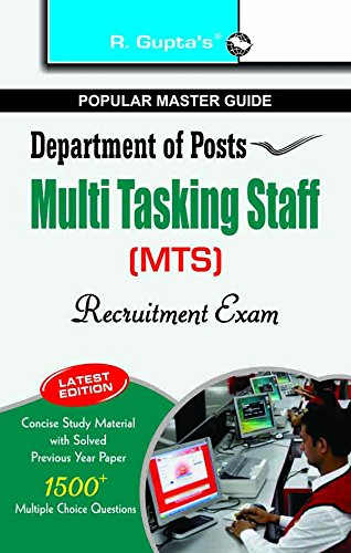 Department-of-Posts-Multi-Tasking-Staff-MTS-Recruitment-Exam-Guide