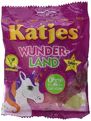 Produktbild bei Amazon - Katjes Wunderland, 200 g