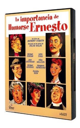 la-importancia-de-llamarse-ernesto-dvd