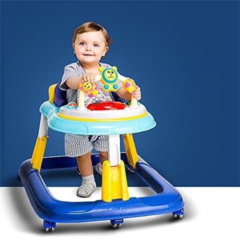 QWM-Baby Kinderfahrräder Baby Wanderer Kinderwagen Wagen 7-18 Monate Baby Prevent
