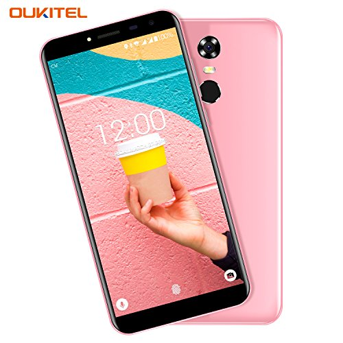 Telefonos Moviles  OUKITEL C8 4G - 5 5 pulgadas  18  9 Relaci  n Visi  n Completa  Android 7 0 4G Smartphone Libre  3000mAh Bater  a  1 3GHz Quad Core