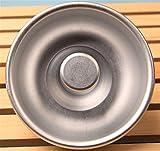 Generic H25 : 6 PC Donut mold aluminium ...