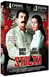 Stalin (1992 TV Movie) - Region 2 PAL, plays in English without subtitles