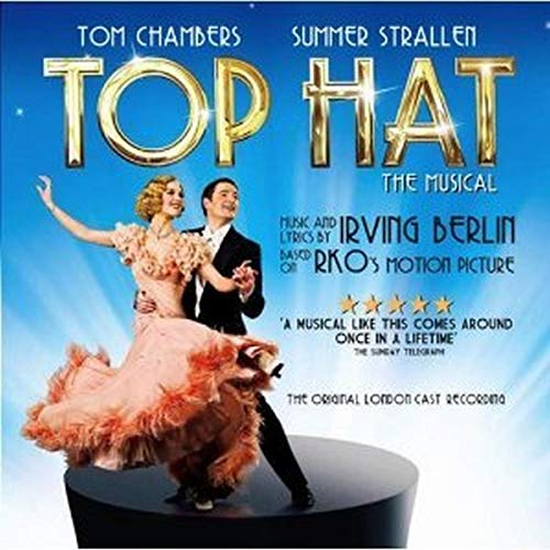 Top Hat (Herren Kostüm Top Hats)