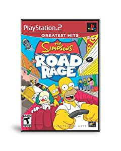The Simpsons: Road Rage by Electronic Arts