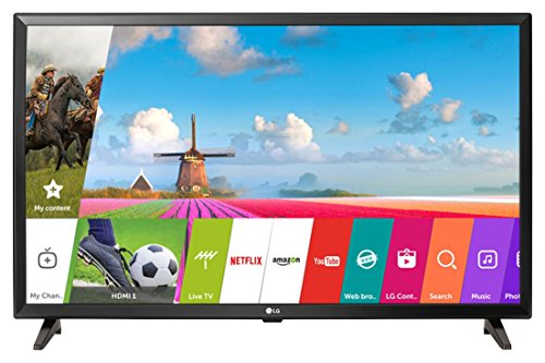 LG 80 cm (32 inches) 32LJ618U HD Ready LED Smart TV