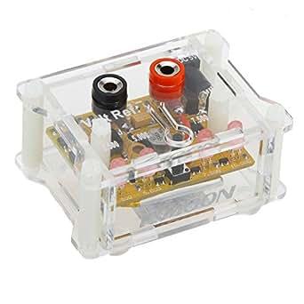 KKmoon Haute précision tension référence Module AD584kH 4 canaux 2.5V/7.5V/5V/10V