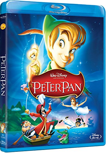 Peter Pan [Blu-ray]