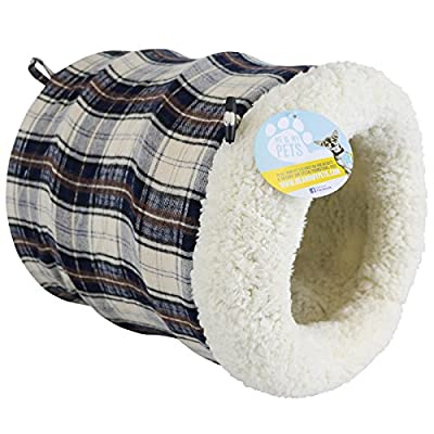 Me & My Pets Play Tunnel/Snug - Perfect for Cats/Rabbits/Guinea Pigs etc from Me & My Pets