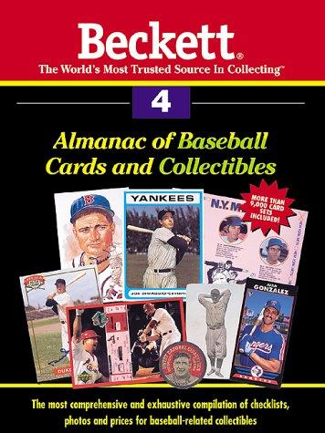 Beckett Almanac of Baseball Cards and Collectibles: 4
