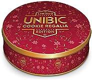 Unibic Cookie Regalia Festive Cookies, Tin, 150g