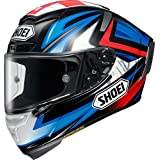 Shoei X-Spirit 3 Bradley Motorcycle Helmet M Red/Black