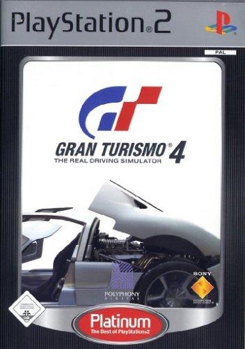Gran Turismo 4 [Platinum] (Alle Ps2-action-spiele)