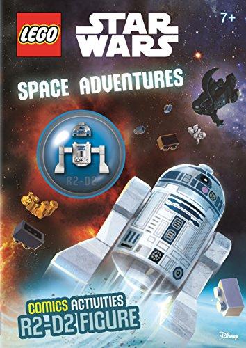 LEGO® Star Wars: Space Adventures (Activity Book with Minifigure) por Egmont Publishing UK
