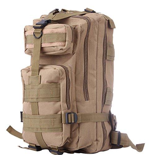 Outdoor Camouflage Rucksack Army Packs Bergsteigen Tasche Freizeit Rucksack,R Z