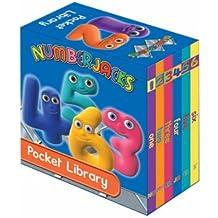 Numberjacks Pocket Library