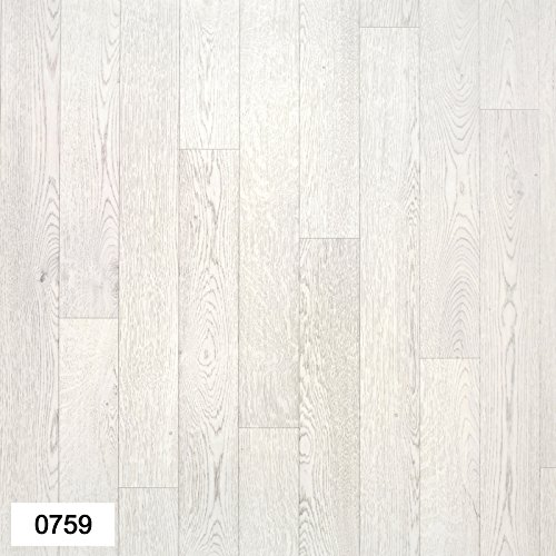 0759 falco light grey wood effect anti slip vinyl flooring home office kitchen bedroom bathroom. Black Bedroom Furniture Sets. Home Design Ideas