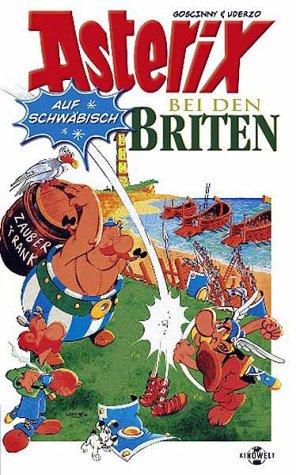 Asterix bei den Briten (Auf Schwäbisch) [VHS]