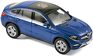 Norev nv351338 No 1: 43 2015 Mercedes-Benz gle-coupe – Blau