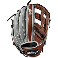save off 78be4 6366e Wilson Sporting Goods 2019 A2K 1799 Outfield Baseball Glove - Left Hand  Throw BlackCopper