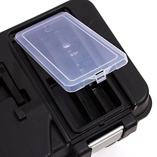Werkzeugkoffer Werkzeug Werkzeugbox Heimwerker Metall Viper 22″ 550x267x270 mm - 6