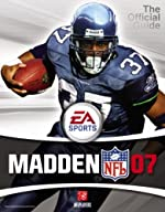 Madden NFL 2007 - Prima Official Game Guide de Kaizen Media Group