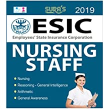 ESIC Nursing Staff Exam Books Study Materials