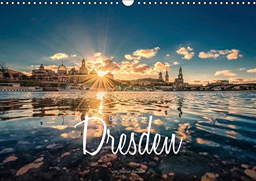 Barockperle Dresden (Wandkalender 2019 DIN A3 quer): Die schönsten Bilder der Barockperle...
