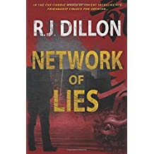 Network of Lies by R. J. Dillon (2013-09-23)