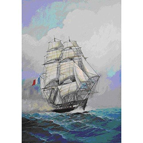 Zvezda - Z9034 - Esempio - Francese fregata Acheron - Scala 1: 200
