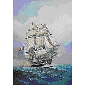 Zvezda - Barco de modelismo escala 1:200 (Z9034)