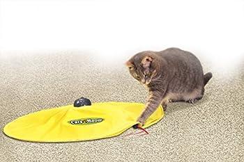 CAT'S MIAOU Le jeu sous forme de tapis souris pour chat - Vu à la Télé