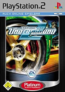 Need for Speed: Underground 2 [Platinum] [EA Most Wanted]