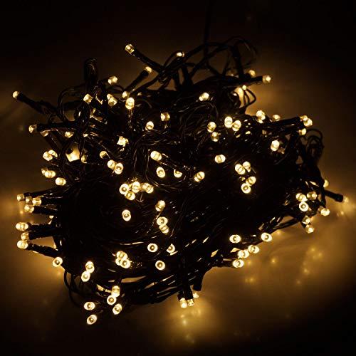 Lichterkette Lichtergirlande 240 LED Outdoor Indoor 21m