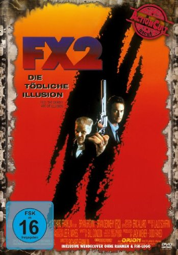 F/X 2: Die tödliche Illusion (Action Cult, Uncut)