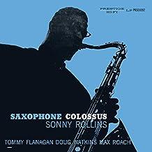 Saxophone Colossus (Ltd.Edt.+Dl-Code) [Vinyl LP]