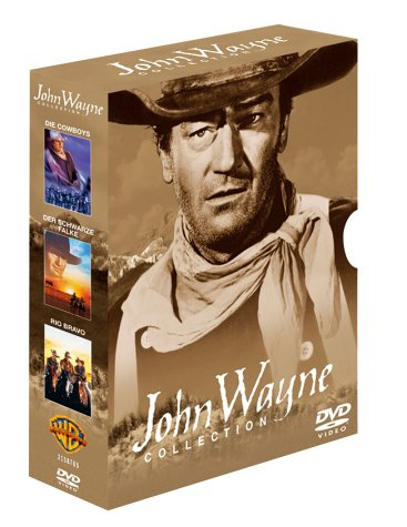 John Wayne Collection [Box Set] [3 DVDs]