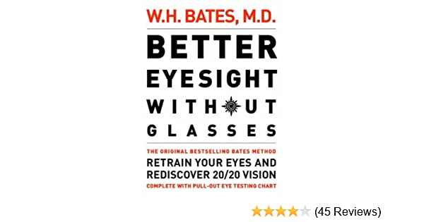 Better Eyesight Without Glasses Retrain Your Eyes And Rediscover 20