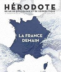 La France demain par Revue Hérodote