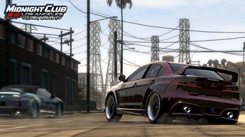 Take-Two Interactive Midnight Club: Los Angeles Xbox 360 vídeo - Juego (Xbox 360, Racing, T (Teen), Rockstar San Diego)