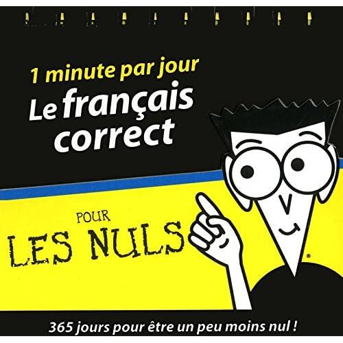 1 MN PR JOUR FRANCAIS CORRECT