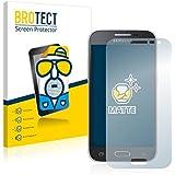 2x BROTECT Matte Protector Pantalla para Samsung Galaxy Core Prime G360 Protector Mate, Película Antireflejos