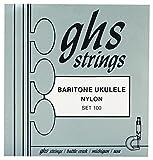 GHS 100 Jeu de cordes pour Ukulele Baryton